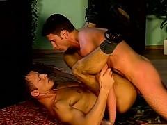 Bukkake loving jocks play strippoker