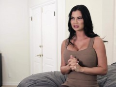 Teen Face Sitting Her Stepmom And Cums