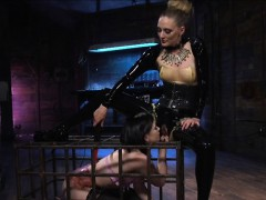 caged-pussy-licker