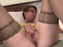 mommy-in-pantyhoses-stuffed-with-cock-from-behind