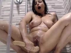 lustful-milf-fucks-her-nasty-ass-with-a-dildo