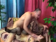 Ivette Is A Horny Granny Always Ready To Get Fucked