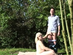 Busty Mother in law Taboo Sex Outside