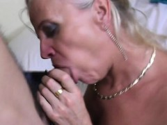 mature cougar takes young cock camellia from dates25com