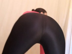 Caning wifes big amateur ass