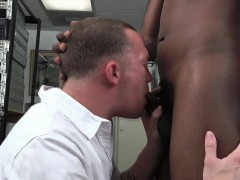 Casting Straighty Cums While Getting Fucked