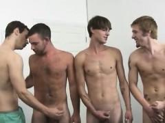 Physical Examination Boner Boy Gay Each Guy Was Listening To