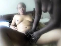 Black Lesbian Amateur Pussy Eating Hour