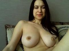 hot-brunette-babe-samantha-bentley-solo-shower-strip-tease