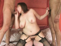 busty-laura-lou-3-cock-orgy