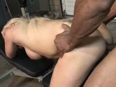 Tgirl Gets Ass Creampied