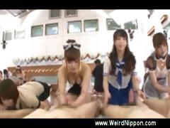 Horny And Funny Japanese Sex Course