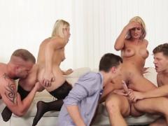 Bisex Trio Sucking Cock