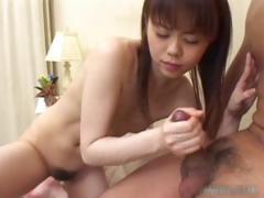 Tiny Asian Schoolgirl Sucking Dick Part2