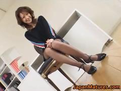 Japanese Mature Chick Has Amazing Sex Part4