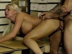 london river banged by her office mate