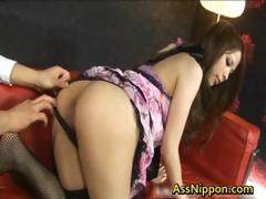 Haruki Kato Naughty Asian Model Part1