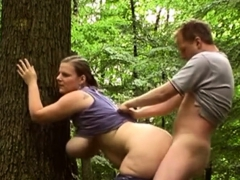 buxom-blonde-gets-porked-in-the-woods