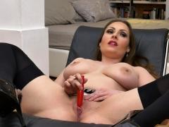 Big Female Orgasm
