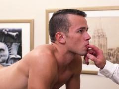 Dick Sucking Mormon Cums