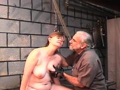Flaming Nude Thrashing And Extraordinary Thraldom Porn