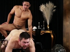 Men.com Griffin Barrows And Rafael Alencar
