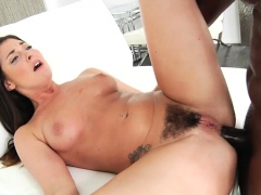 Brunette Pornstar Ass To Mouth And Facial