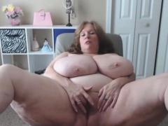 Chubby Slut Loves Her Fat Boobs