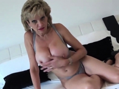 Unfaithful English Milf Lady Sonia Reveals Her Massive Tits7