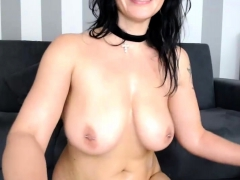 Latina Step Mom Shwoering For Your Viewing Pleasure....