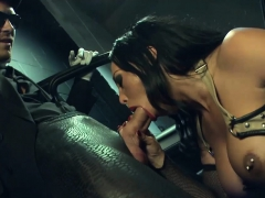 Sweet Girl Gets Fucked By A Stranger