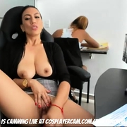 secretary going crazy at the office… – Free XXX Lesbian Iphone