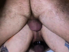 Topher And Zev Fucking Bareback