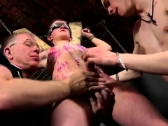 Dutch Gay Twinks Bondage Inexperienced Boy Gets Owned
