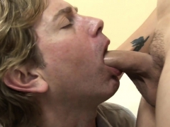 Sucking Tranny Blows Load