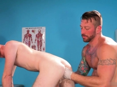 Tattoo Gay Fetish And Cumshot