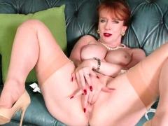 Redhead Milf Sex And Cumshot