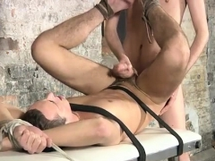 hairy-male-legs-bondage-gay-two-enormously-suspended