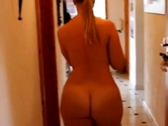 german-pawg-sarah-butt-ass-naked-house-cleaning
