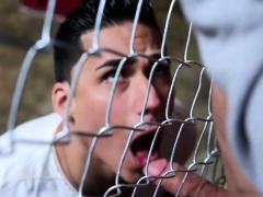Latin Gay Anal Sex With Facial
