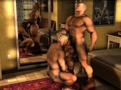 3d hunks PornBookPro