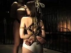 Japanese Titty Hanging