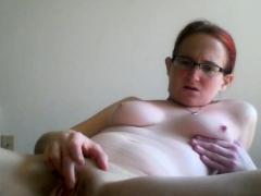 quick-masturbating