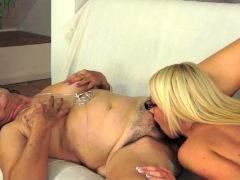 hairy lesbian granny queened by spex beauty – Free XXX Lesbian Iphone