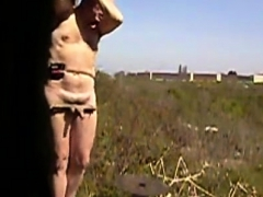 outdoor-gay-bdsm-and-humiliation-in-the-forest