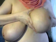 Fat Chick With Monster Boobs Fucked B