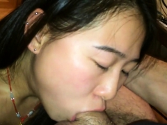Cute Asian Tricked In Giving (the Best) Deepthroat Around 1