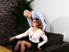 Office Dominas Sissify Porn Video