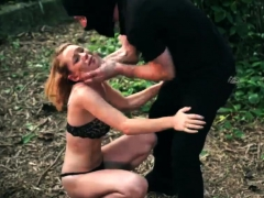 bitch homemade sex and public bdsm show first time raylin