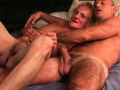 Mature Amateurs Jack And Vito Play